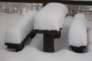 Winter in Bad Endbach